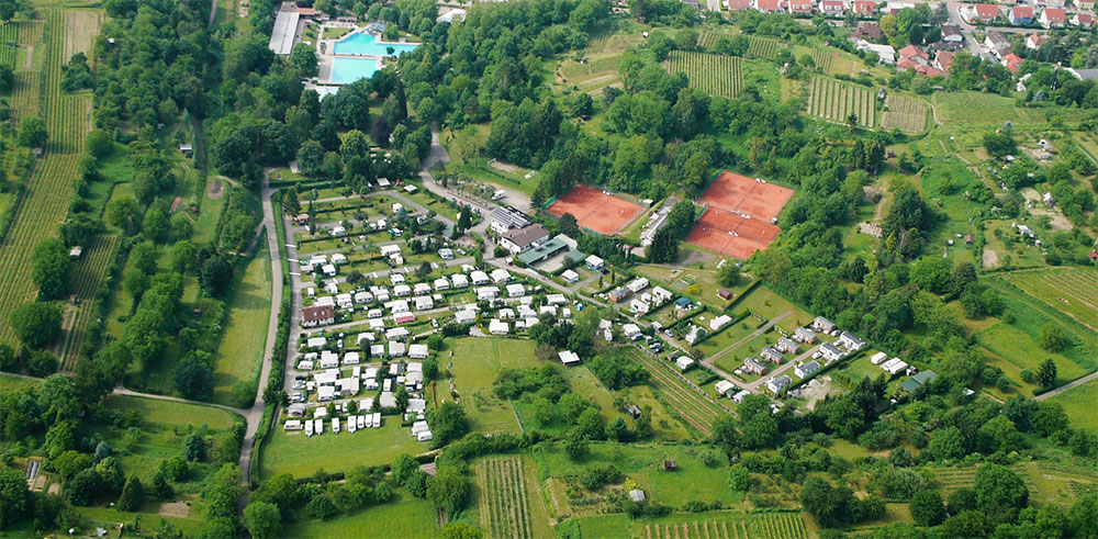 Glamping op Camping Herbolzheim