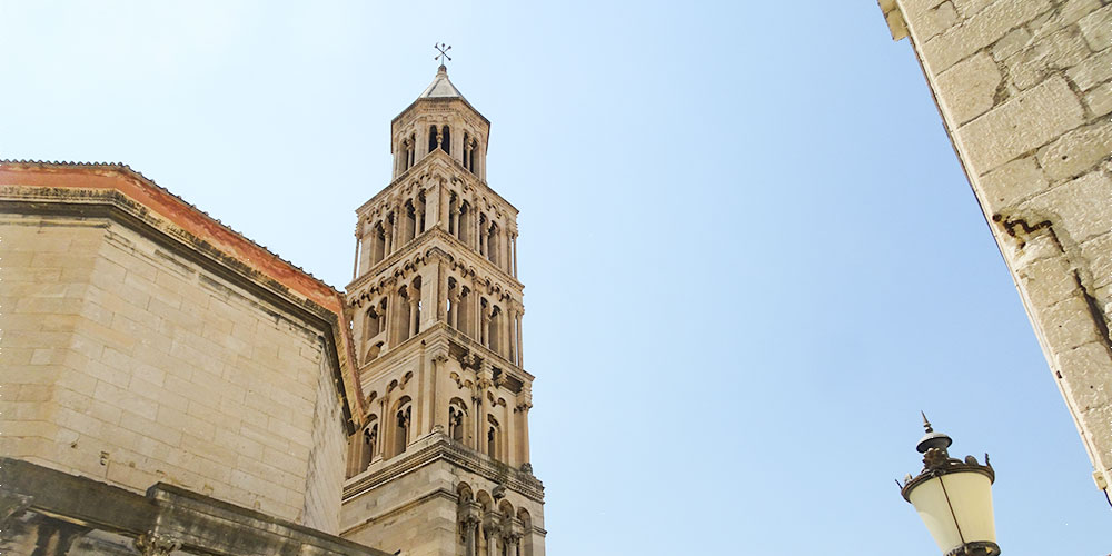 St. Domnius Kathedraal in Split