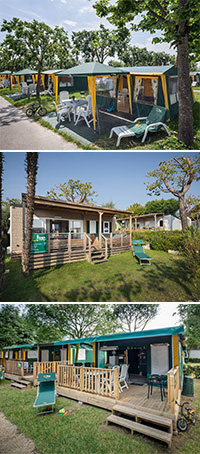 Accommodatie van Roan Camping Holidays